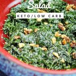 Kale Walnut Salad