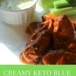 Creamy Keto Blue Cheese Dressing