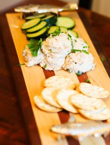 Smoked Trout Dip, Keto and Low Carb