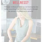 What is Ultimate Wellness?