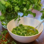 Chimichurri Sauce – Keto Low Carb Recipe