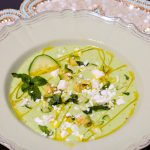 Chilled Cucumber Feta Soup – Keto Low Carb Recipe
