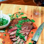 Marinated Flank Steak With Chimichurri – Keto Low Carb Recipe