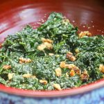 Kale Walnut Salad – Keto Low Carb Recipe