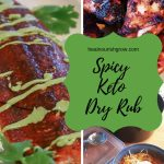 Spicy Keto Dry Rub