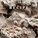 Keto Chocolate Ice Cream