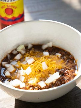 Copycat Cincinnati Skyline Chili
