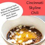 Copycat Cincinnati Skyline Chili