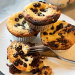 Keto Chocolate Chip Muffins With Cheesecake – Low Carb Recipe