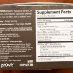 Pruvit Ketones Ingredients and Macros