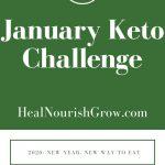 Keto Challenge January 2020