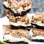 Pecan Pie Cheesecake Bars – Keto Low Carb Recipe